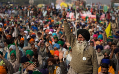 Indian Farmers Continue to Rise Up Against Neocolonial $ellouts