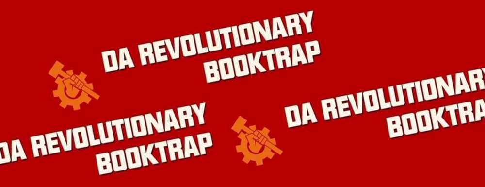 da revolutionary book trap