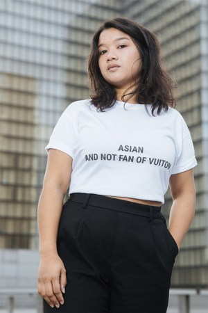 Asian and not fan of Vuiton