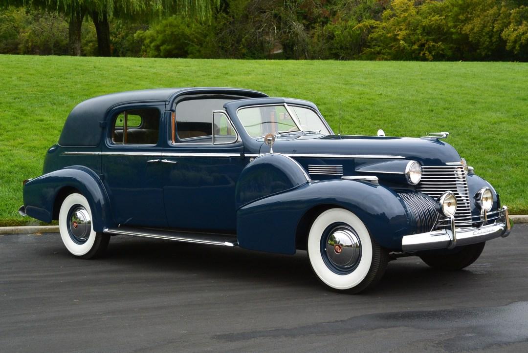 1940 キャデラックシ リーズ 75 タウンカー