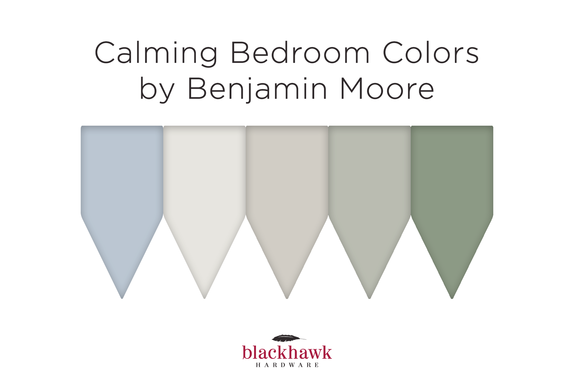 calming paint colors for