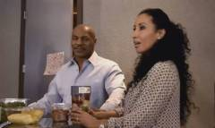 Mike Tyson And Wife Kiki Open Up About Why He Decided To Become A Vegan And Losing Over 100 Pounds (Video)