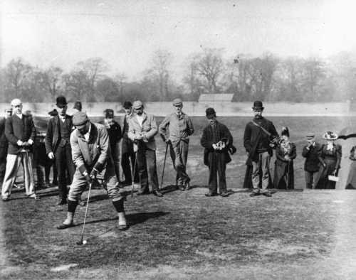 Golf on Blackheath