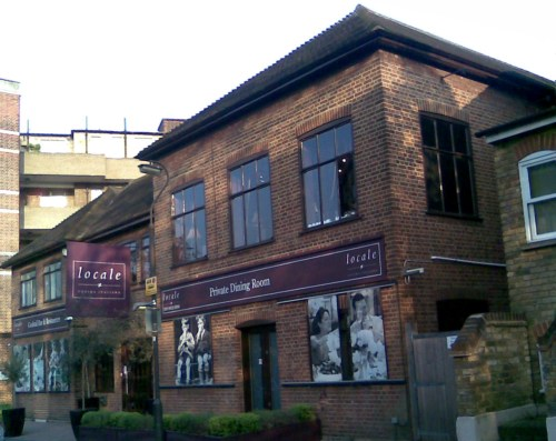 Locale Restaurant, Blackheath