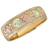 Black Hills Gold Wedding Ring For Men - BlackHillsGold ...