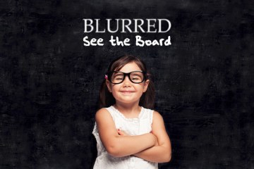 See the board