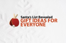Santa's list revealed