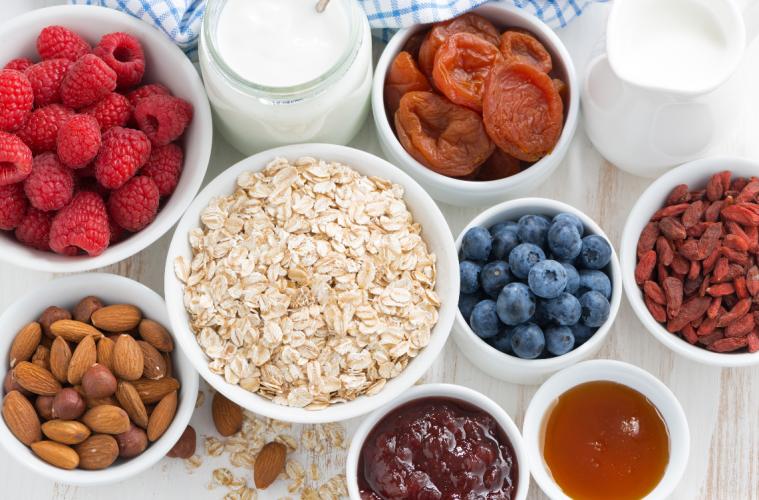 Healthy Snacks Oatmeal