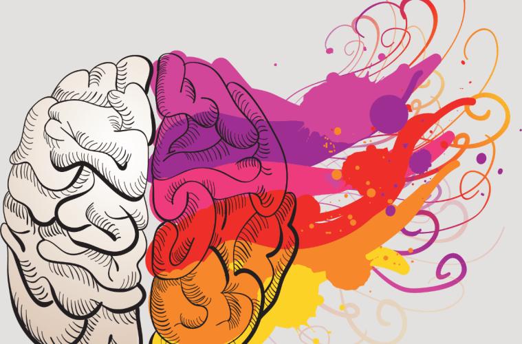 Brain Creative Graphic