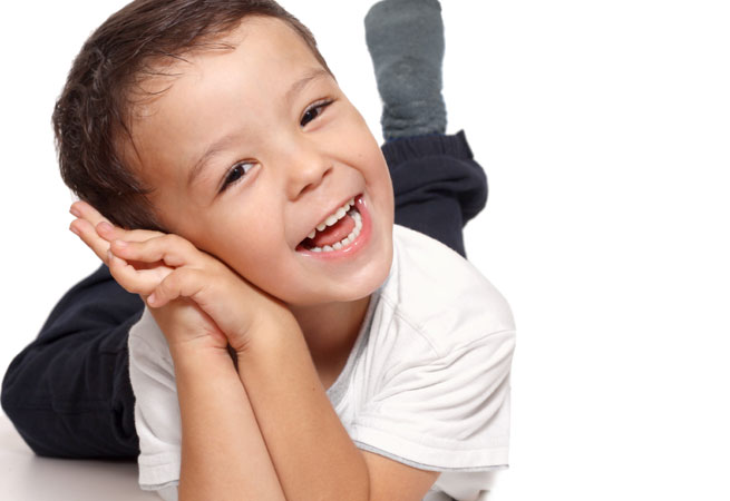 Black Hills Cutie Boy Smiles