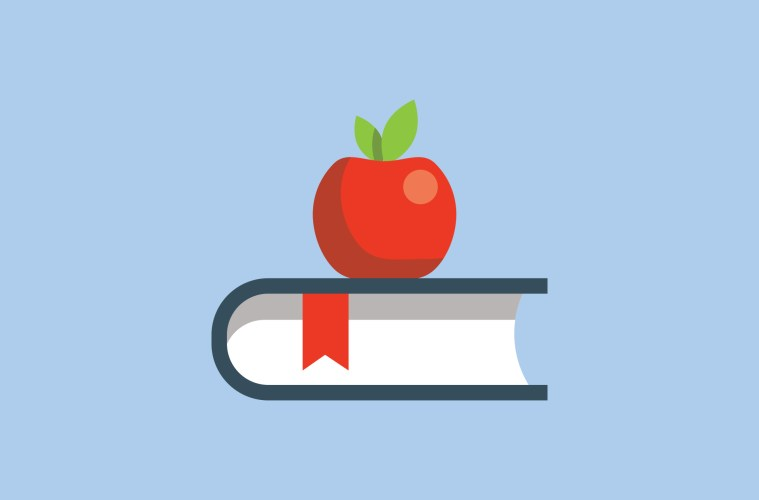 Teacher-Book-Apple