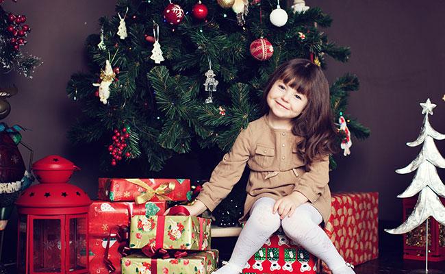 Cuties At Christmas