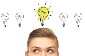 Entrepreneur Kid Lightbulb