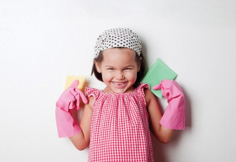 Make Chores Fun Girl BHP2017
