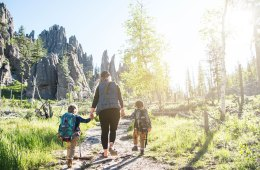 Hiking with Kids