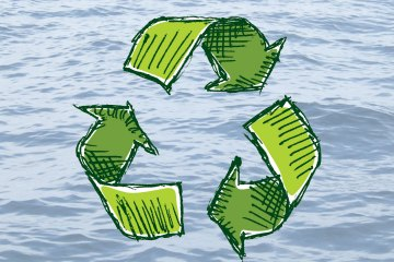 Recycle Graphic