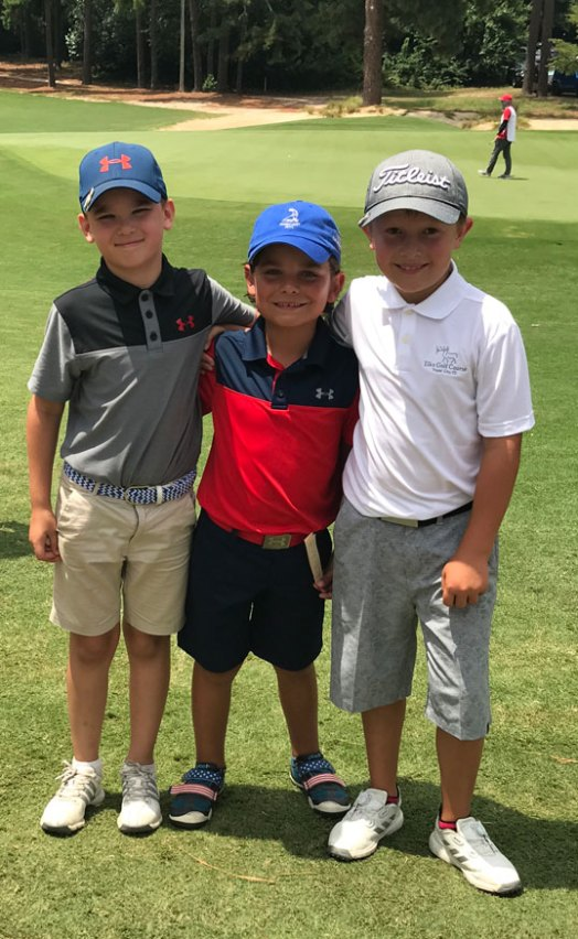 Vince and Friends Golf