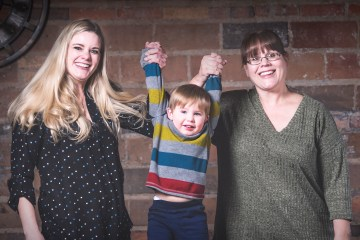Chance and Family- Understanding Febrile Seizures