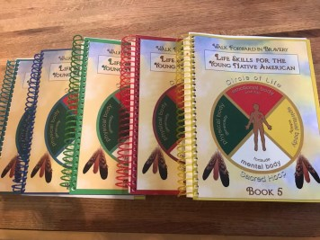 Life Skills for the Young Native American Book