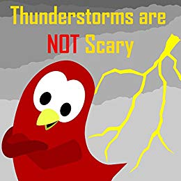 Thunderstorms are not scary