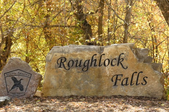 Roughlock Falls Spearfish Canyon