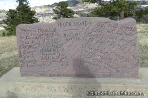 Thoen Stone Monument