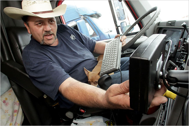 Addiction in the Trucking Industry  Truck Drivers
