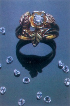 Ring diamonds