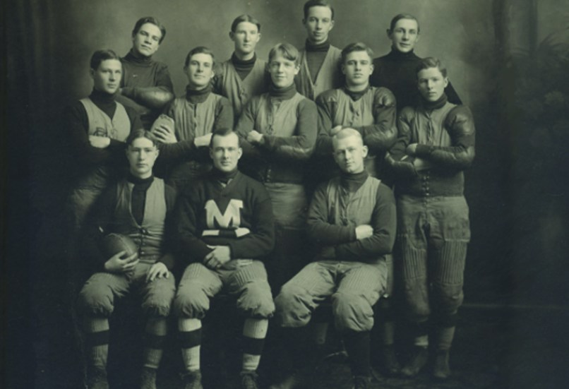 SDSMT Football Team