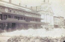 School house Blizzard