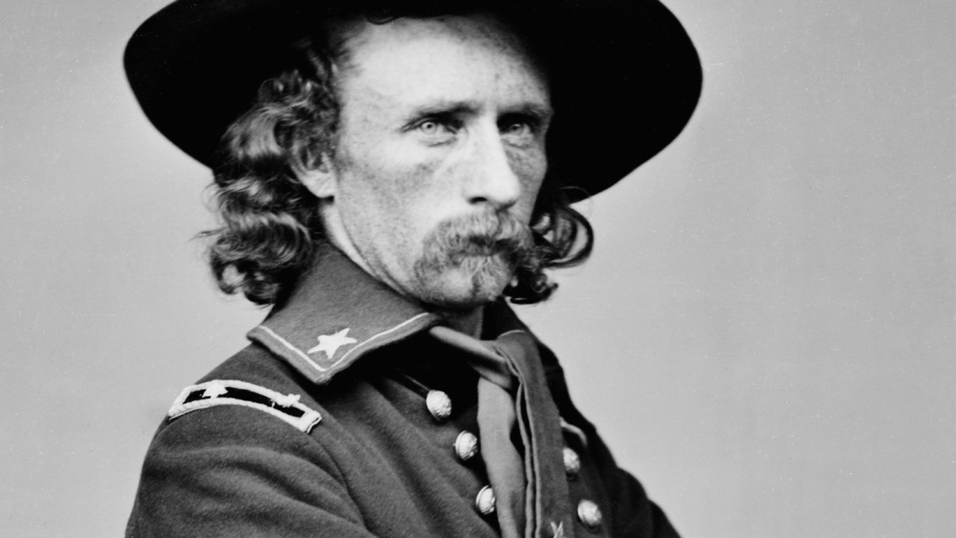 George Armstrong Custer Black Hills Visitor