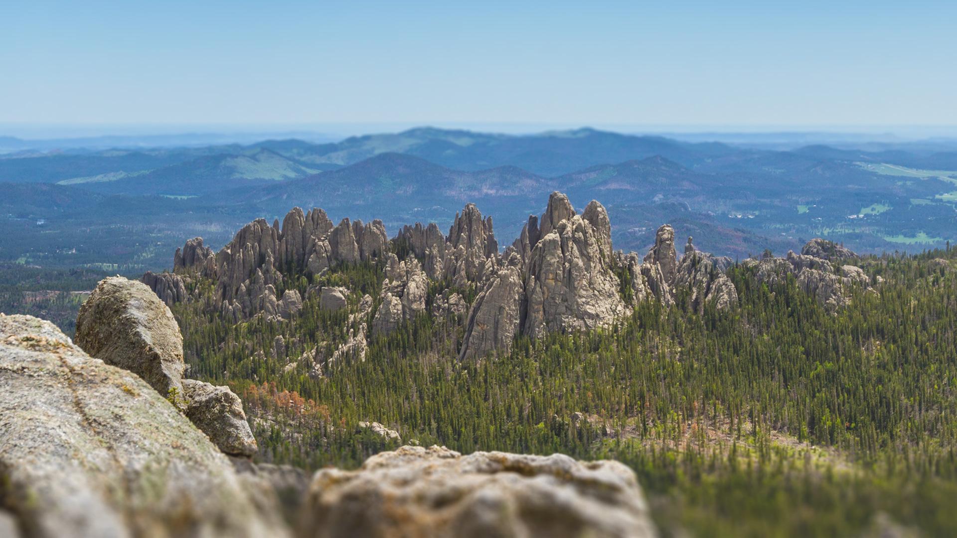 Paha Sapa The Black Hills Black Hills Visitor
