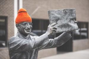 President Truman Statue
