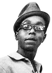 Bobby Hutton shot dead
