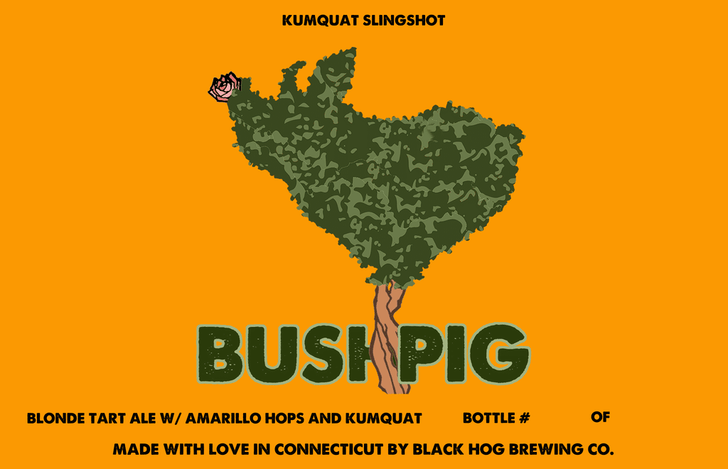 Label art for bottle release