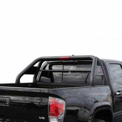 Roll Bar RB-TOTAB - Black   Fits 16-19 Toyota Tacoma