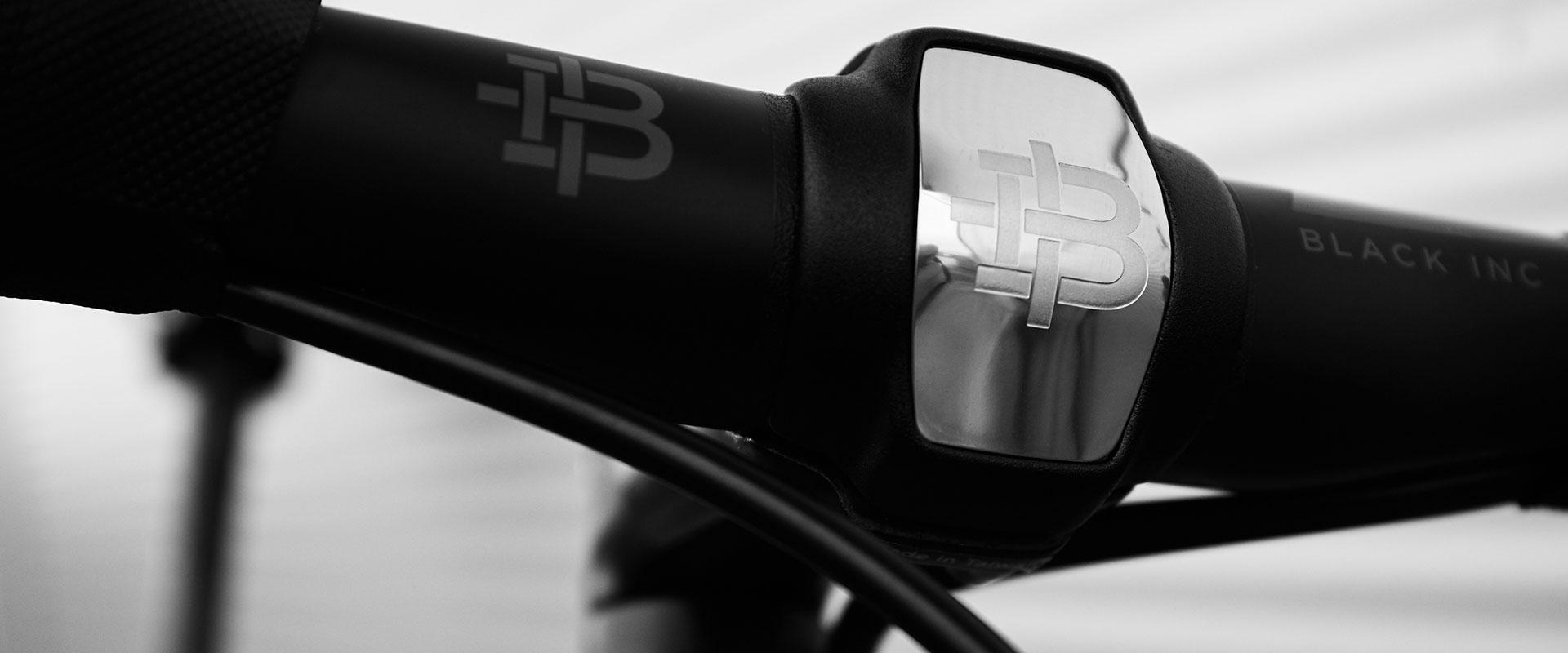 Black Inc -6D 100mm Carbon Road Stem
