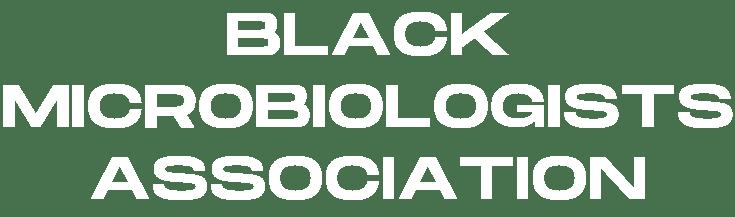 Black Microbiologists Association