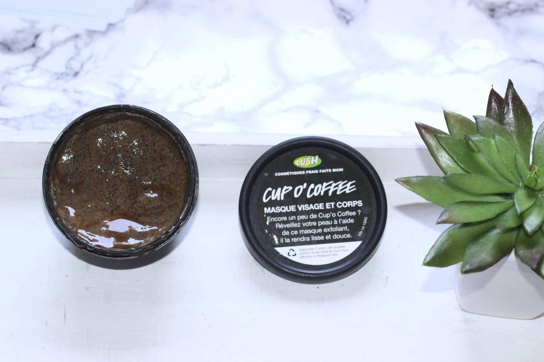 Cup o Coffe Lush