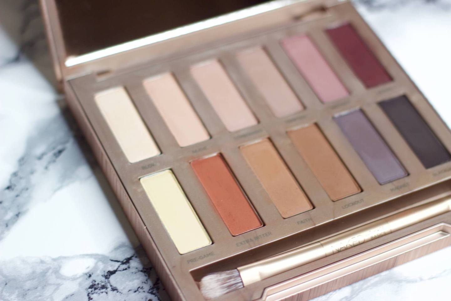 URBAN DECAY Ultimate Basic Palette