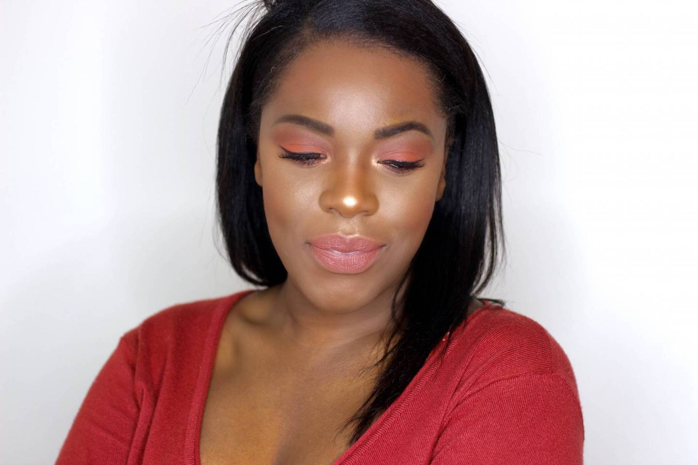 PEACHY & CREAM MAKEUP POUR LA SAINT VALENTIN