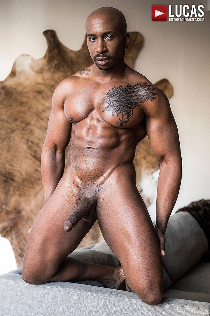 Hung Black Stud Max Konnor