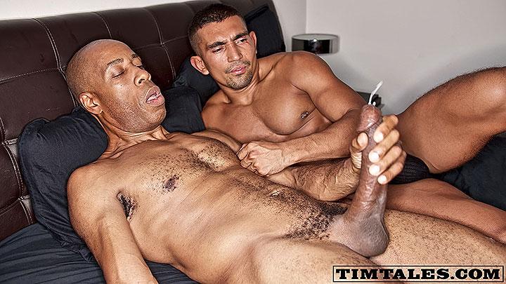 TimTales: Jamal Fucks Jay Michaels
