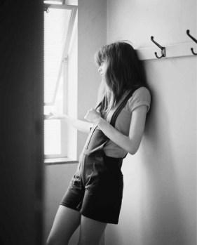 Gorgeous in Black & White