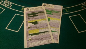 Blackjack Training Kit Charts