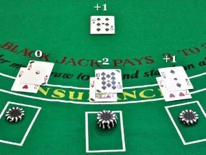 keeping the running count in blackjack