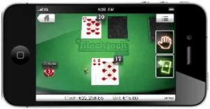 blackjack iphone