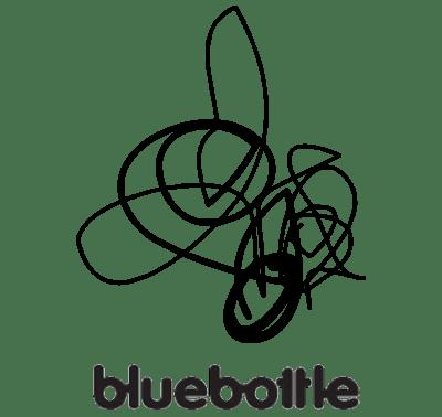 blue bottle logo