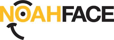 noah face logo
