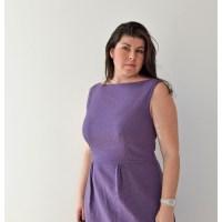 { COLETTE } Purple Peony...